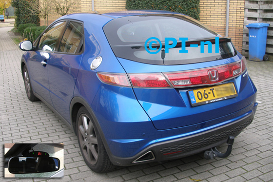 Fotopagina honda van for Honda civic 2006 hatchback