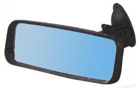 Spiegel Met Zuignap : Parkeersensoreninbouwen binnenspiegel met zuignap